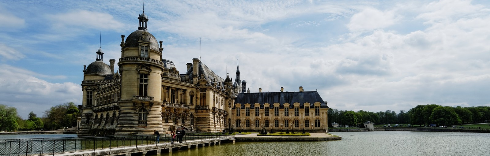 Tours Chantilly - Medio-días - Excursiones desde París