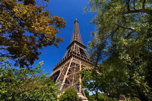 Eiffel tower & the Obelisk