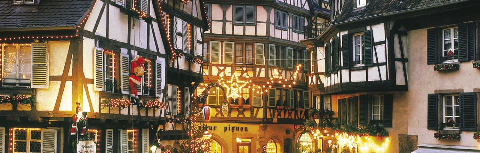 Tours Overnight tour in Alsace - ALSACE - TOURS REGIONALES