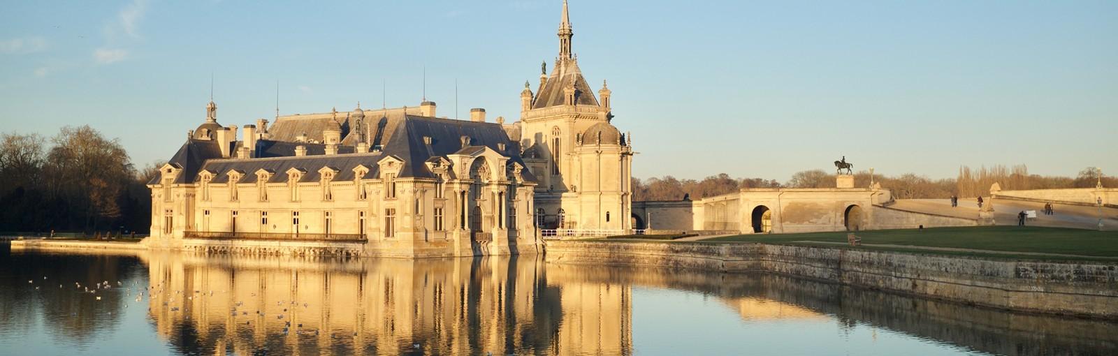 Tours Chantilly - Medio-días - Excursiones desde París