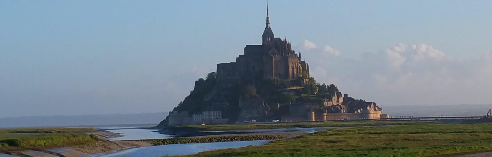 Tours Viaje con una noche en la isla del Mont-Saint-Michel y una caminata por la bahía - Bretaña - Circuitos desde Paris