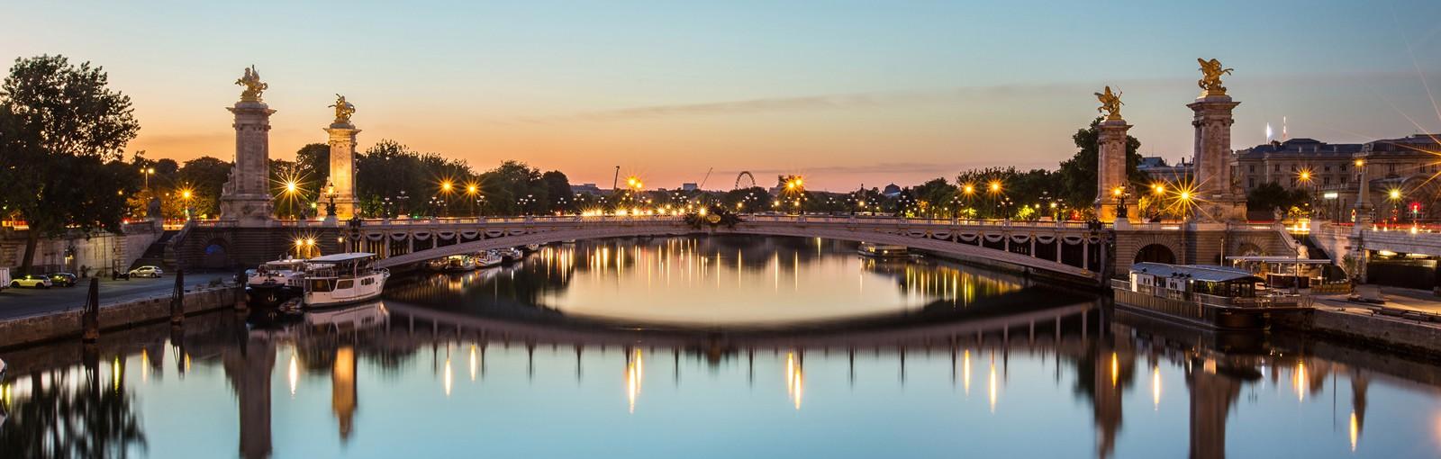 Tours Tour de noche 'Luces' - Tours de ciudad - Visitas de Paris