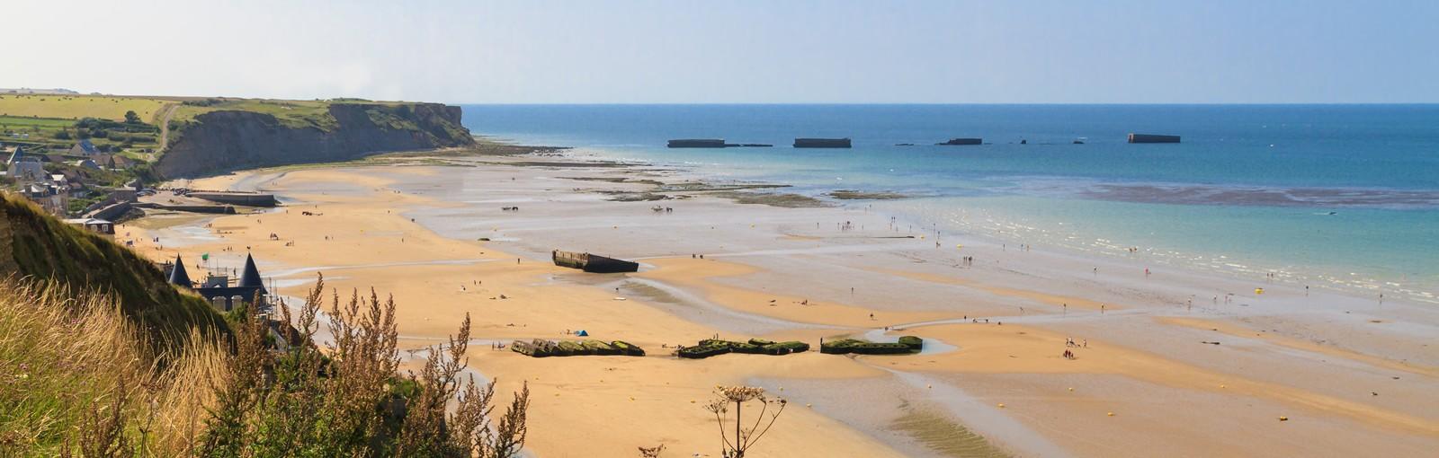 Tours Normandía - Normandía - Circuitos desde Paris
