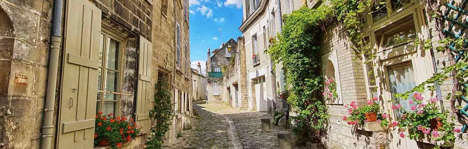 Tours Senlis - Medio-días - Excursiones desde París