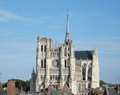 La catedral de Amiens