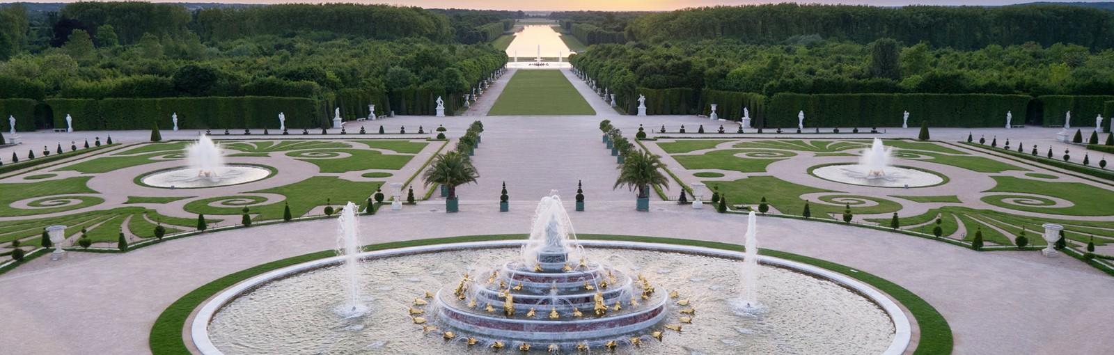 Tours Versalles - Medio-días - Excursiones desde París