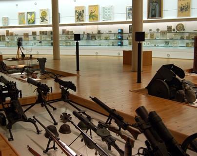 Museo de Peronne - 1era guerra Mundial