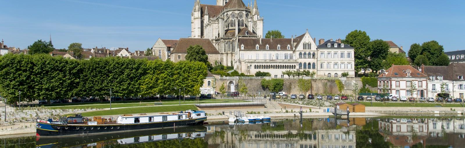 Tours Gran Tour del Yonne - Días completos - Excursiones desde París