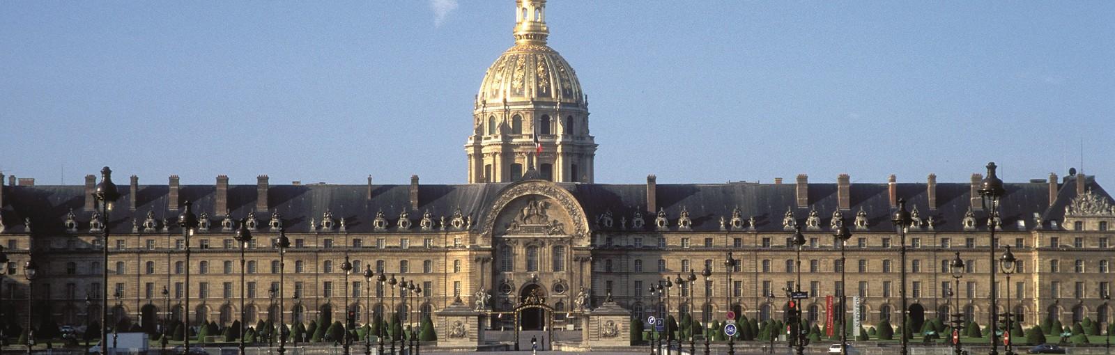 Tours los Inválidos - museo de la Guerra - Tumba de Napoleón - Visitas a pie - Visitas de Paris