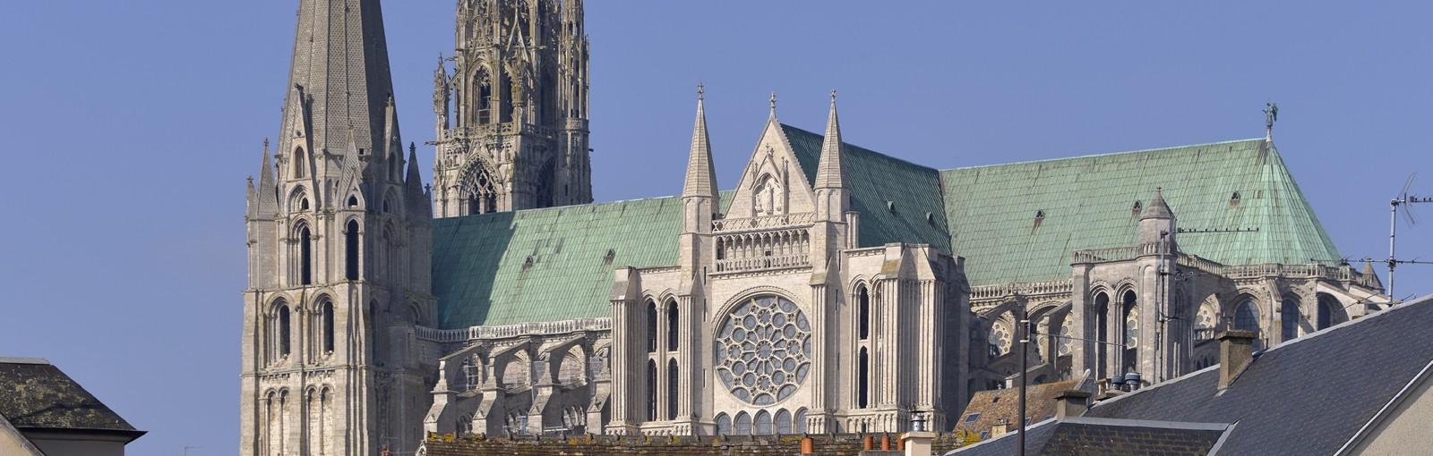 Tours Chartres - Medio-días - Excursiones desde París