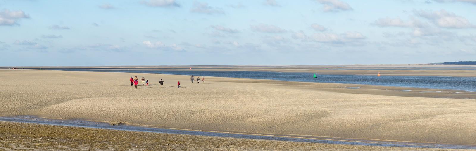Bahía de Somme - Le Hourdel