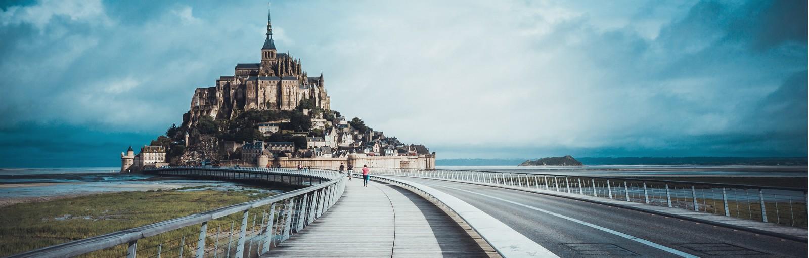 Tours 3 Dias en Normandia y en los castillos de la Loire - Multi-régional - Circuitos desde Paris