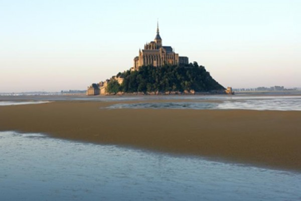 Viaje con una noche en la isla del Mont-Saint-Michel y una caminata por la bahía - Bretaña - Circuitos desde Paris