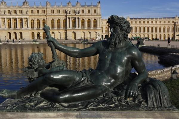 Giverny y Versalles