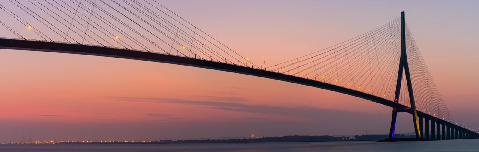 El Puente de Normandía