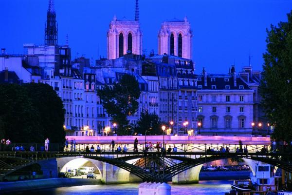 Tour de noche 'Luces' - Tours de ciudad - Visitas de Paris
