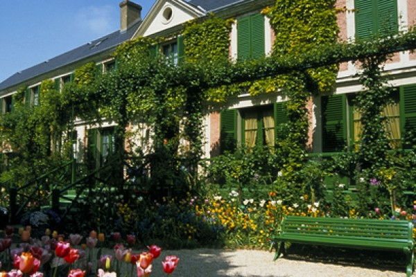 Giverny - Medio-días - Excursiones desde París